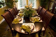 1604 обедая таблиц Стоковое Фото