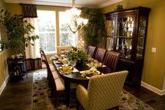 1608 обедая таблиц Стоковая Фотография
