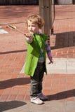 160th однолетний st patrick s парада дня Стоковая Фотография