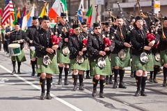 The 160th Annual St. Patrick's Day Stock Image