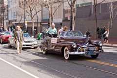 The 160th Annual St. Patrick's Day Royalty Free Stock Images