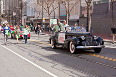 The 160th Annual St. Patrick's Day Royalty Free Stock Image