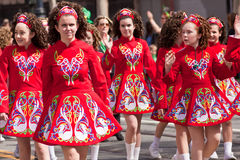 The 160th Annual St. Patrick's Day Stock Images
