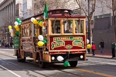 The 160th Annual St. Patrick's Day Stock Photo
