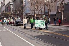 160th giorno della st il Patrick annuale Fotografia Stock Libera da Diritti