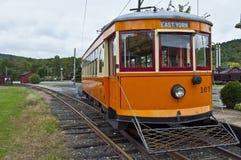 163 trolley york Arkivbild