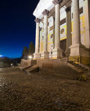 1646 χτισμένο καθολικό ελλη Στοκ Φωτογραφίες