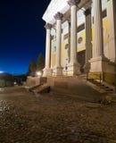 1646 byggde katolsk grekisk uzhgorod för domkyrkan Arkivfoton