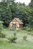1662年村庄黄色 免版税库存图片
