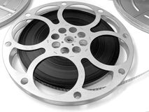 16mm Film. Reel Stock Image