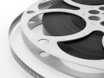 16mm Film-Spulen Lizenzfreies Stockfoto