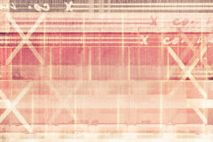 16mm film strip. Collage background royalty free illustration
