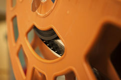 16mm filmar rullen Royaltyfri Foto