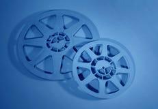 16mm filmrullar Arkivfoton