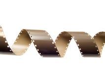 16mm velho uma película Imagem de Stock