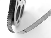 16mmFilm. 16mm film spool Stock Image
