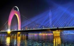 16th азиатские игры украшения атмосферы Стоковое Изображение