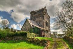16th Century Craggaunowen castle. In Co. Clare - Ireland Royalty Free Stock Photos