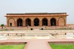 16th mughal arkitekturårhundrade Arkivbilder