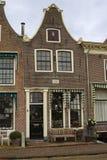 17世纪房子 库存照片