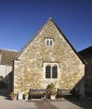 17世纪教堂 库存照片