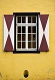 17世纪视窗 图库摄影