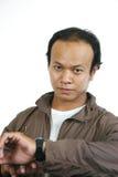 17个亚洲人人 免版税库存图片