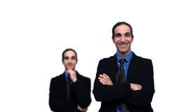 17企业小组 库存照片