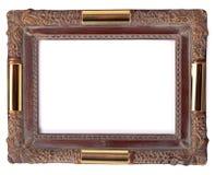 17古色古香的框架 库存照片