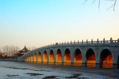 17桥梁 免版税库存照片