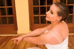 17芭蕾舞女演员 免版税库存照片