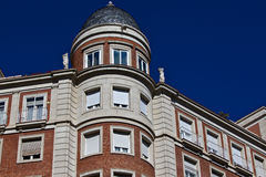 17 αρχιτεκτονική Βαρκελών&et Στοκ φωτογραφία με δικαίωμα ελεύθερης χρήσης