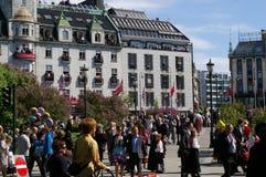 17 Μαΐου Στοκ εικόνα με δικαίωμα ελεύθερης χρήσης