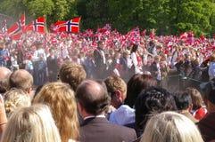 17 Μαΐου Στοκ Φωτογραφία
