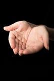 17 χέρια Στοκ φωτογραφία με δικαίωμα ελεύθερης χρήσης