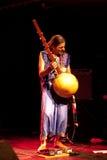 17 2009年节日汉诺威masala可以terrakota 免版税库存照片