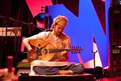 17 2009年节日汉诺威masala可以terrakota 图库摄影
