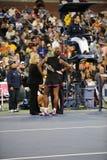 17 2009 η ανοικτή Serena εμείς Ουίλι&al Στοκ Φωτογραφία