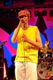 17 2009 masala de Hannovre de festival peuvent terrakota Photos stock