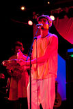 17 2009 masala de Hannovre de festival peuvent terrakota Photo stock