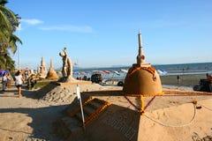 17 2009 songkran в октябре празднества Стоковое фото RF