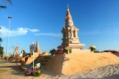 17 2009 songkran в октябре празднества Стоковое Изображение