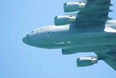 17 airshow波音c globemaster iii新加坡 免版税库存图片