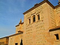 17 alhambra Γρανάδα Στοκ εικόνες με δικαίωμα ελεύθερης χρήσης