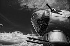 17 b飞行堡垒 免版税图库摄影