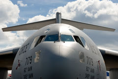 17 Boeing γ Στοκ φωτογραφία με δικαίωμα ελεύθερης χρήσης