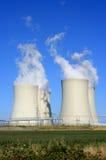 17 elektrownia atomowa Obraz Royalty Free