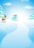 17 ilustracji świąt Fotografia Royalty Free