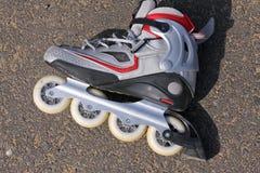 17 rollerskates Стоковая Фотография RF