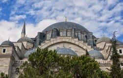 17 suleiman的清真寺 库存图片